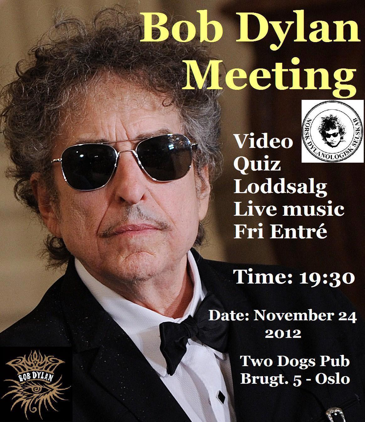 527e54e2ba Bob Dylan - Expecting Rain - Archives 2012