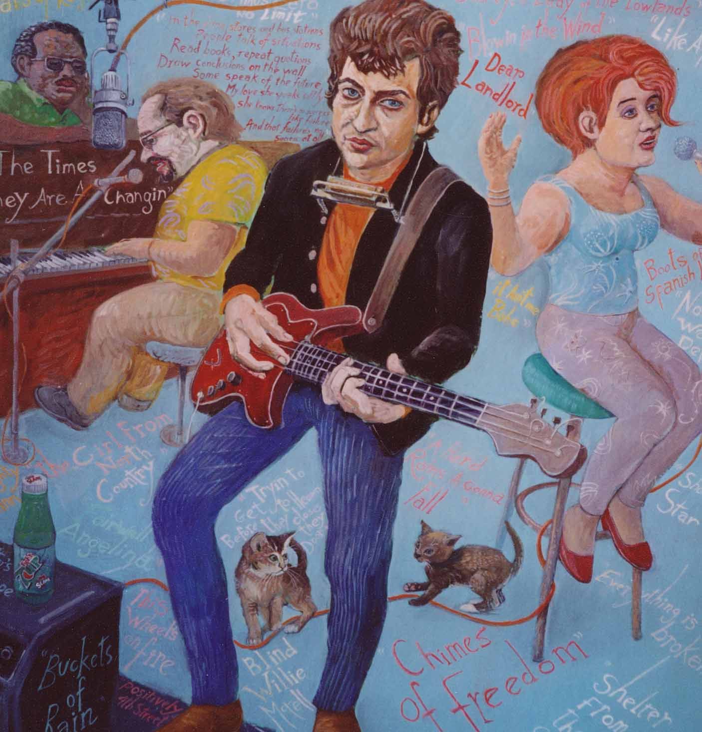 Bdx the bob dylan exhibition