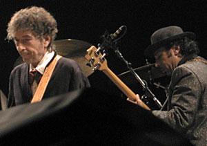Bob Dylan Who's Who - Tony Garnier